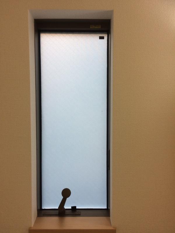 東京都日野市 浴室窓の目隠しフィルム施工 S様宅のサムネイル