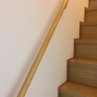 東京都福生市 階段の手すり取付 Y様