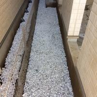 東京都日野市 防草シート施工、化粧砂利の施工 S様のサムネイル