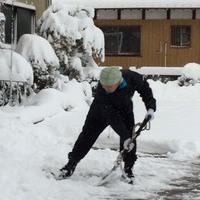 東京都福生市 雪かき Y様