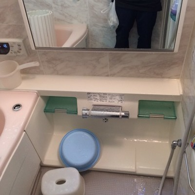 東京都昭島市 浴室クリーニング O様