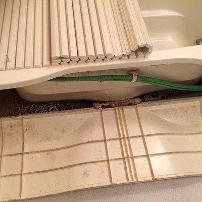 東京都八王子市 浴室(風呂)クリーニング S様