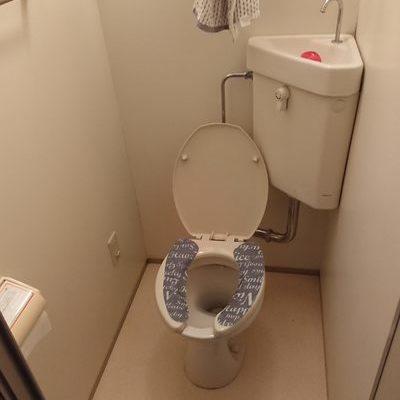 東京都八王子市 トイレクリーニング H様