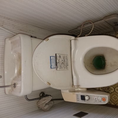 埼玉県入間市 浴室・トイレクリーニング K様