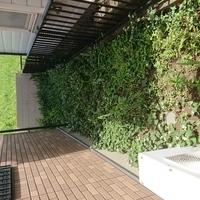 東京都日野市 草むしり・防草シート・化粧砂利施工 M様