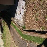 奥多摩 雨樋補修・人工芝 M様邸